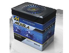 Moto AGM/VRLA e Ventilada